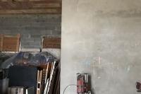 preparation pour trou conduit de cheminée