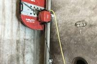 découpe cuve beton